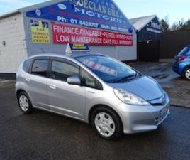 HONDA FIT 1.3 HYBRID 5DR AUTO SELF CHARGING 2 KEYS FOR SALE IN DUBLIN FOR €7950 ON DONEDEA