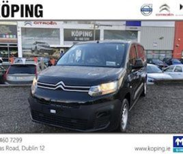 CITROEN BERLINGO LX BLUE HDI 100 BHP LWB // LONG FOR SALE IN DUBLIN FOR €15150 ON DONEDEAL