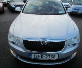 SKODA SUPERB 2.0 TDI AMBITION 170BHP FOR SALE IN KERRY FOR €11250 ON DONEDEAL