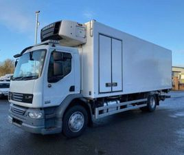 2012 DAF LF 55 220 18 TON MULTI TEMP FRIDGE + LIFT FOR SALE IN ARMAGH FOR €1 ON DONEDEAL