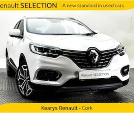 RENAULT KADJAR GT LINE BLUE DCI 115 FOR SALE IN CORK FOR €30900 ON DONEDEAL