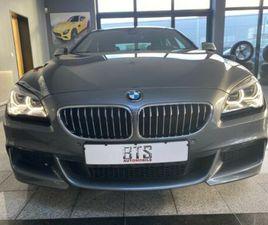 BMW 640D XDRIVE GRANCOUPE*HUD*H&K*M-PAKET*SOFT-CLOSE