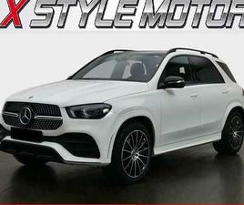 MERCEDES-BENZ GLE 300 D 4M AMG+TETTO PANORAMICO+CAR PLAY+360°+21+LUCI