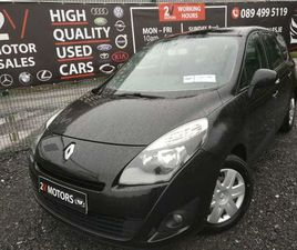 RENAULT GRAND SCENIC 1.5 DCI 106 EXPRESSION 7 SEAT FOR SALE IN DUBLIN FOR €2,750 ON DONEDE