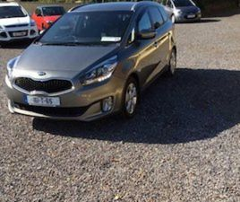 KIA CARENS EX PE 5DR FOR SALE IN TIPPERARY FOR €16250 ON DONEDEAL