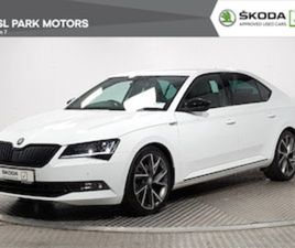 SKODA SUPERB SPORTLINE 2.0TDI 150BHP - BLUETOOTH FOR SALE IN DUBLIN FOR €27950 ON DONEDEAL