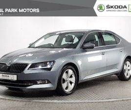 SKODA SUPERB AMBITION 1.6TDI 120BHP - BLUETOOTH P FOR SALE IN DUBLIN FOR €19950 ON DONEDEA