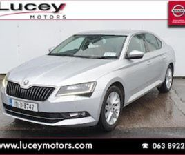 SKODA SUPERB STYLE / LEATHER 150BHP 2.0TDI FOR SALE IN CORK FOR €27695 ON DONEDEAL