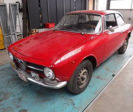 ALFA ROMEO BERTONE 1300 GT JR.
