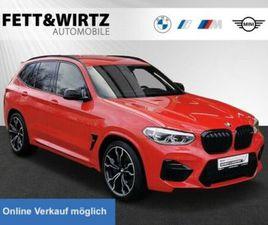 BMW X3 M COMPETITION HUD AHK H/K LEAS AB 747,-BR.O.A
