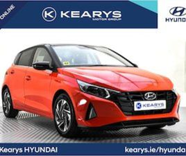 HYUNDAI I20 DELUXE PLUS 2 TONE 211C (FULLY SANIT FOR SALE IN CORK FOR €21145 ON DONEDEAL