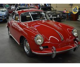 FOR SALE: 1963 PORSCHE 356 IN HUNTINGTON STATION, NEW YORK
