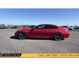 2015 BMW 6 SERIES 650I XDRIVE GRAN COUPE