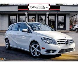 USED 2014 MERCEDES-BENZ B-CLASS B 250 SPORTS TOURER