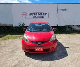 USED 2013 HONDA FIT DX-A
