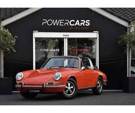 TARGA | SOFTWINDOW | VERY GOOD CONDITION