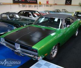 DODGE CHARGER 1969 440CI - 1969