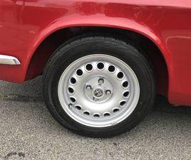 1974 ALFA ROMEO GTV 2000 2DR COUPE