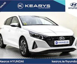 HYUNDAI I20 DELUXE PLUS LAUNCH 211C (FULLY SANITI FOR SALE IN CORK FOR €20545 ON DONEDEAL