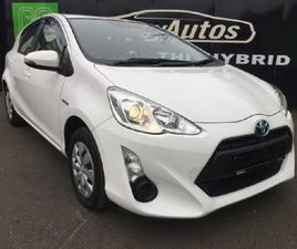TOYOTA AQUA // DON T COMPROMISE DOWNSIZE // SELF FOR SALE IN DUBLIN FOR €8,950 ON DONEDEAL