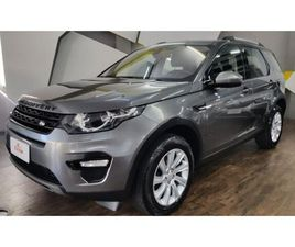LAND ROVER DISCOVERY SPORT 2.0 SI4 SE 4WD