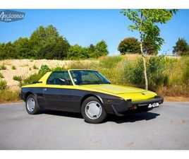 FIAT X1/9 BERTONE 1500 - 1984