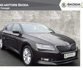SKODA SUPERB 2.0TDI 150BHP STYLE COMES WITH 2 YE FOR SALE IN DONEGAL FOR €19900 ON DONEDEA
