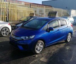 141 HONDA FIT HYBRID FOR SALE IN DUBLIN FOR €8500 ON DONEDEAL