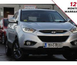 HYUNDAI IX35 1.7 CELEBRATION 4DR FOR SALE IN CORK FOR €13,950 ON DONEDEAL