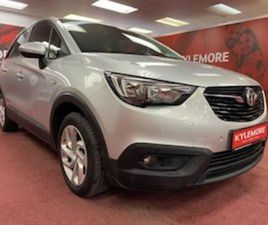 OPEL CROSSLAND X SE SPEC FOR SALE IN DUBLIN FOR €13450 ON DONEDEAL
