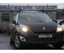 RENAULT GRAND SCENIC DYNAMIQUE TOMTOM DCI 130 7 S FOR SALE IN CORK FOR €5950 ON DONEDEAL