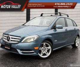USED 2014 MERCEDES-BENZ B-CLASS B250 SPORTS TOURER SUNROOF - NO ACCIDENT!