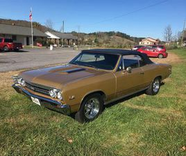 FOR SALE: 1967 CHEVROLET CHEVELLE SS IN LEICESTER, NORTH CAROLINA