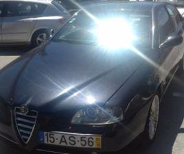 ALFA ROMEO 166 2.4 JTD 20V