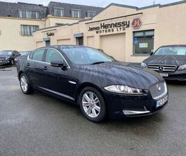 JAGUAR XF 2.2 DIESEL LUXURY 163PS FOR SALE IN DUBLIN FOR €16,995 ON DONEDEAL