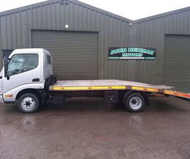 3.5 TON TRANSPORTER/RECOVERY TRUCK FOR SALE IN MEATH FOR €15,995 ON DONEDEAL
