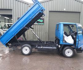 BEAUTIFUL 2001 TOYOTA DYNA TIPPER 3TON FOR SALE IN MEATH FOR €7,500 ON DONEDEAL