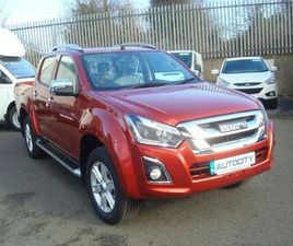 ISUZU D-MAX 1.9 LITRE DIESEL FOR SALE IN DUBLIN FOR €39,950 ON DONEDEAL