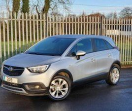 OPEL CROSSLAND X 1.5TD (102PS) TECH LINE SAT NAV FOR SALE IN MONAGHAN FOR €19950 ON DONEDE