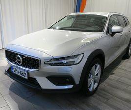 VOLVO V60 CROSS COUNTRY D4 AWD BUSINESS AUTOM. ** RAHOITUSKORKO 1,9% + KULUT **