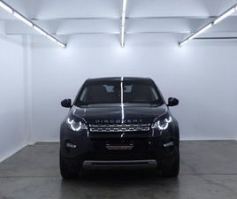 LAND ROVER DISCOVERY SPORT 2.0 SI4 HSE 4WD