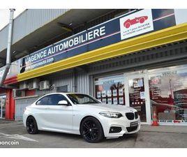 BMW SERIE 2 COUPE F22 LCI2 COUPÉ 218D 150 CH BV...