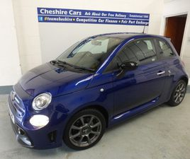 ABARTH 500 FOR SALE