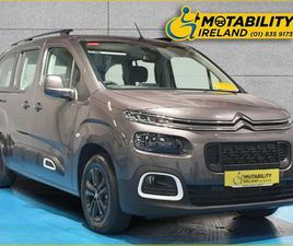 CITROEN BERLINGO MULTISPACE WHEELCHAIR ACCESSIBLE FOR SALE IN MEATH FOR €31,995 ON DONEDEA