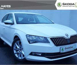 SKODA SUPERB AMBITION MODEL FLASH SALE FOR SALE IN CLARE FOR €22500 ON DONEDEAL