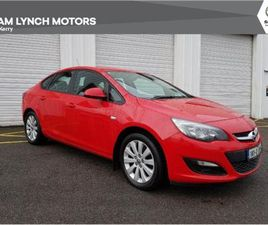 OPEL ASTRA SC 1.7CDTI 110PS 4DR FOR SALE IN KERRY FOR €7,500 ON DONEDEAL