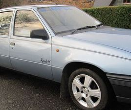 OPEL KADETT 1.2 FOR SALE IN KERRY FOR €2,850 ON DONEDEAL