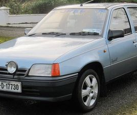 OPEL KADETT 1.2 FOR SALE IN KERRY FOR €2,995 ON DONEDEAL
