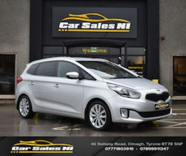 2016 KIA CARENS 1.7 CRDI [139] 3 5DR DCT FOR SALE IN TYRONE FOR £11900 ON DONEDEAL