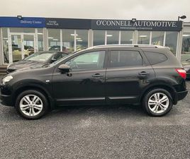 2012 NISSAN QASHQAI +2 **7 SEATER** FOR SALE IN DUBLIN FOR €8,999 ON DONEDEAL
